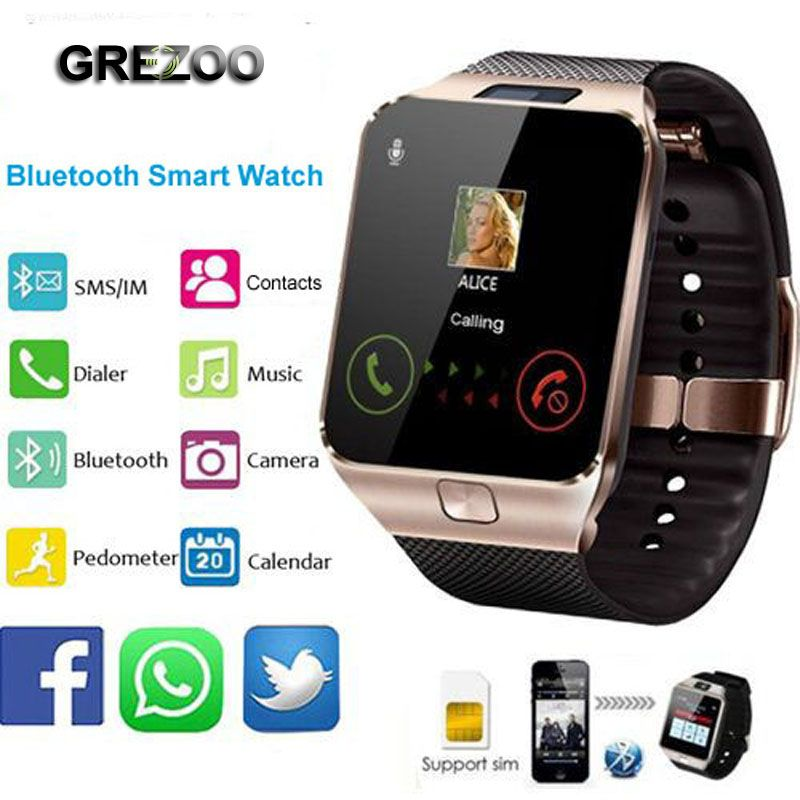 New Bluetooth Smart Watch Smartwatch DZ09 Android watch