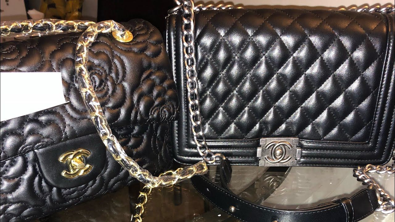 e8c6d0a1b4e8 Ioffer review | GIMME DAT BAG! | Bags, Chanel boy bag, Shoulder Bag