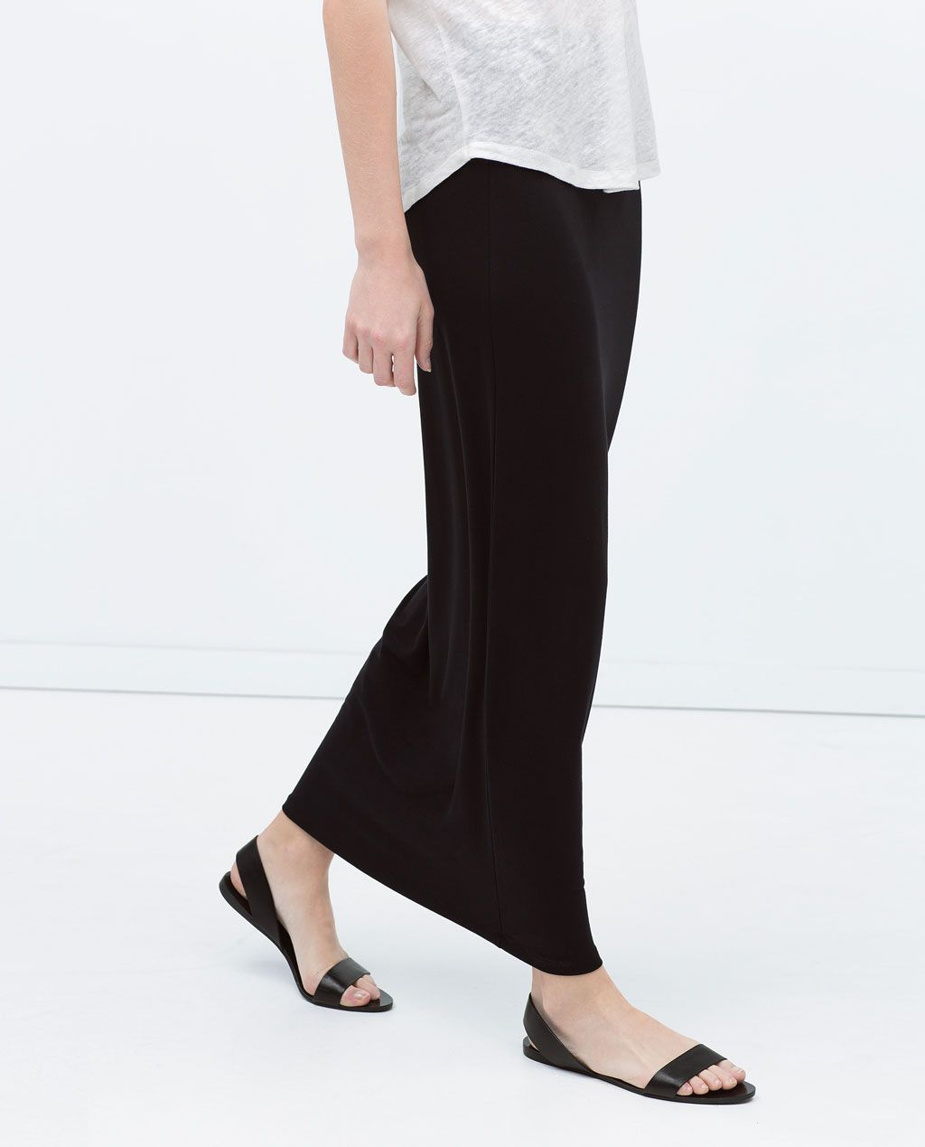d97759da3e LONG STRAIGHT SKIRT-Maxi-Skirts-WOMAN | ZARA France | Master Style ...