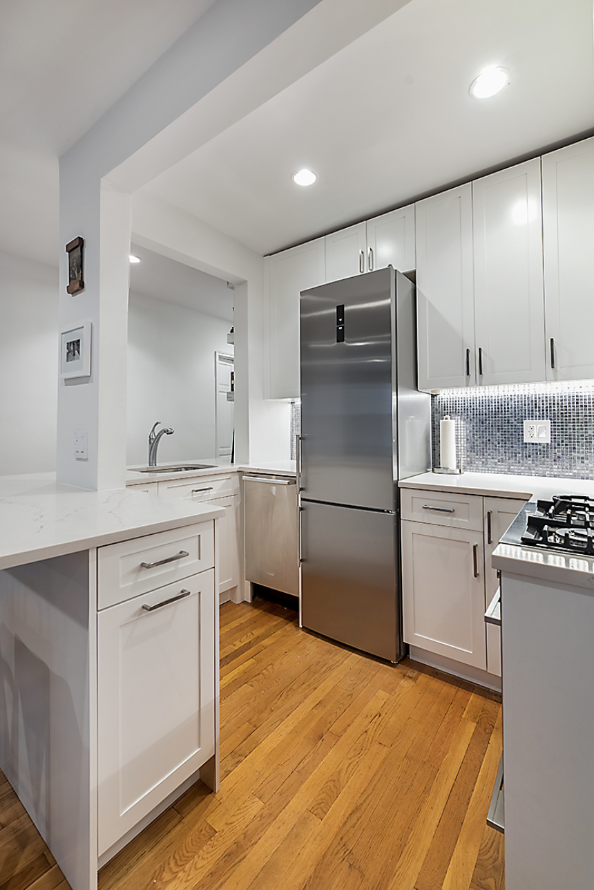 Small kitchen inspiration for your NYC kitchen renovation ...