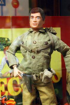 G.I.Joe 1970's. Suomenlinna Toy Museum, Helsinki, Finland. #toymuseumhelsinki #lelumuseohelsinki #hasbro
