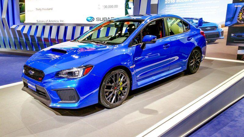 2020 Subaru Wrx Sti Release Date Price In 2020 Subaru Wrx Subaru Subaru Wrx Sti
