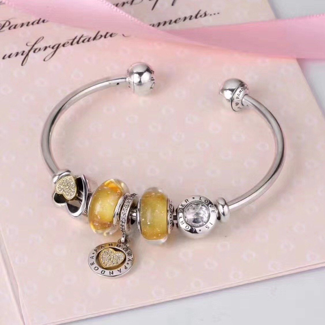 shop a how moments au estore en open e bangle to ended bracelet store pandora bangles