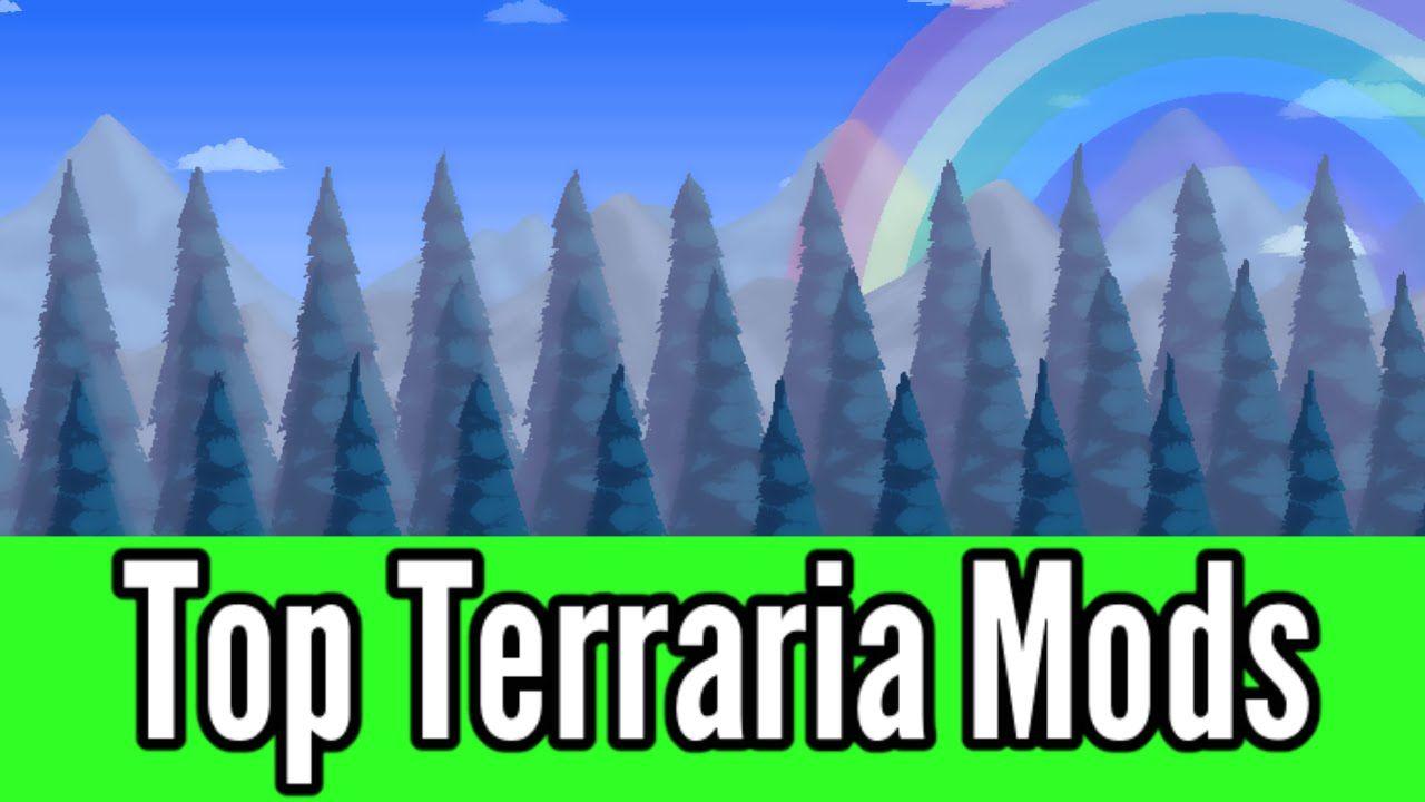 Top Terraria 1.3.3 Mods - Terraria Mods 2016