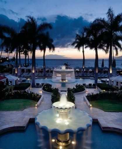 The Four Seasons Kauai Hawaii Hotel Travel Hotels Resorts And