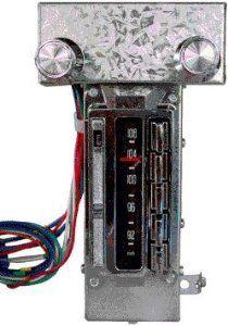 Repro Rcc2csrr Chevrolet C2 Corvette Am Fm Stereo Radio By