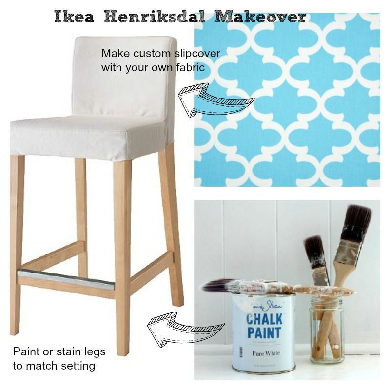 Kitchen Breakfast Bar And Stools Part - 45: Ikea Hack Breakfast Bar Stool