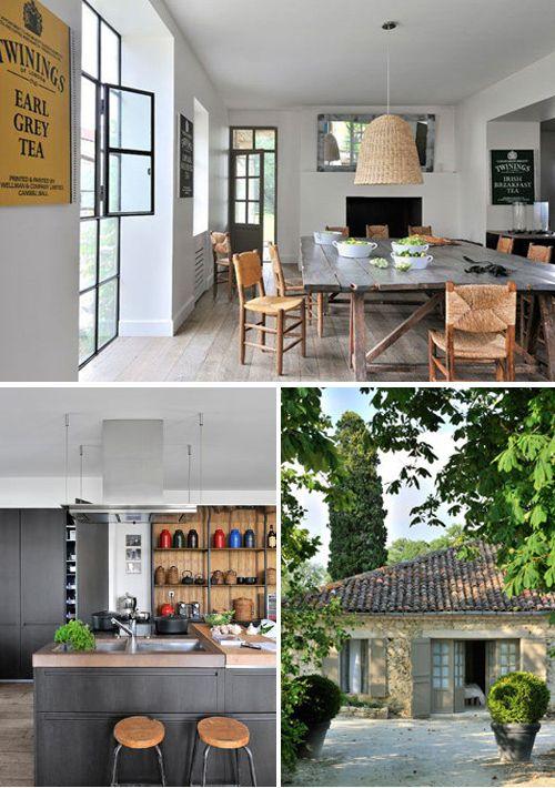 maison-de-vacances-sarah-lavoine-1 Country houses Pinterest