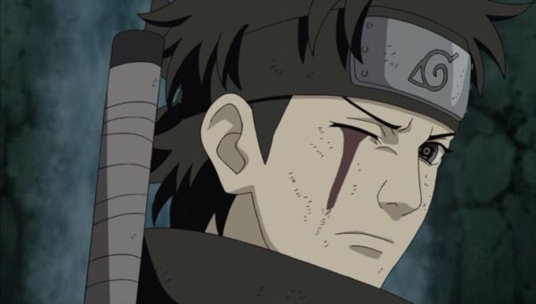 Naruto 30 Day Challenge Day 1 Favorite Male Character Shisui