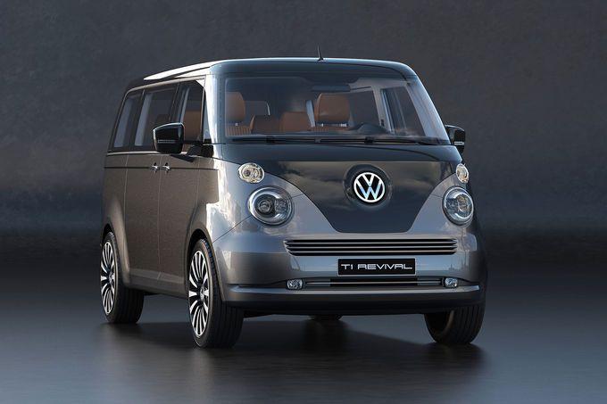 02 2016 Volkswagen T1 Revival Concept