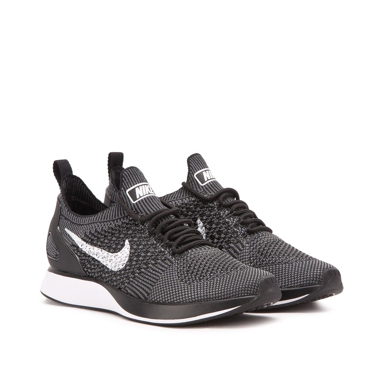 Nike WMNS Air Zoom Mariah Flyknit Racer (Black / White)