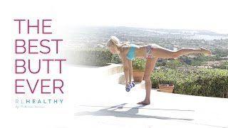 Butt Workouts • Rebecca-Louise