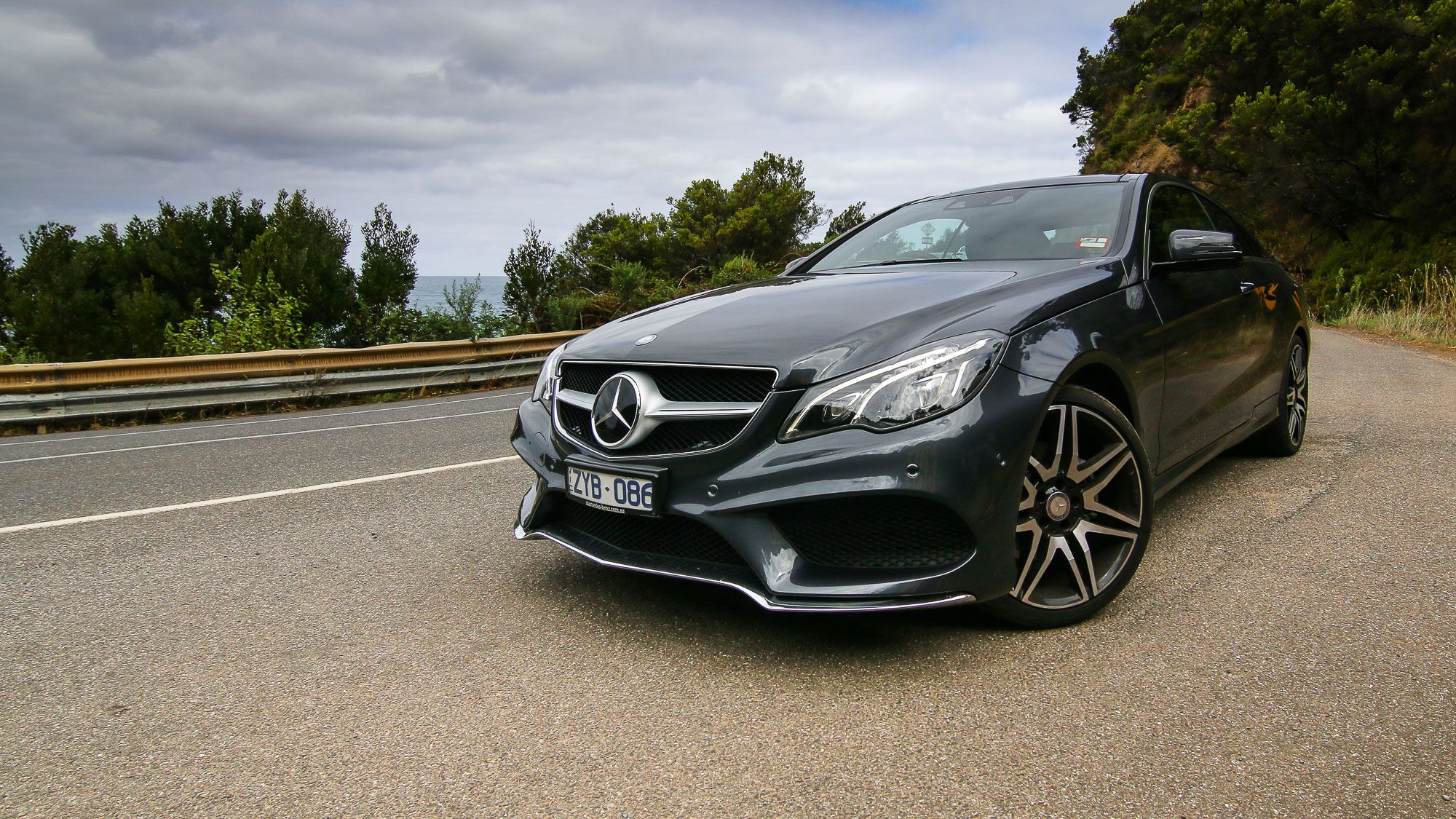 Mercedes-Benz E250 Coupe Review :: Wye River wedding weekender - http://www.caradvice.com.au/313857/mercedes-benz-e250-coupe-review-wye-river-wedding-weekender/