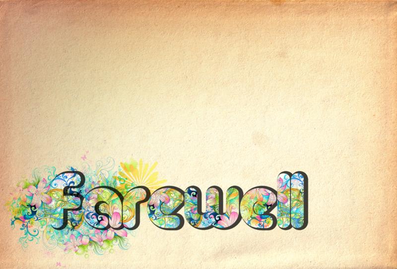 Vintage Farewell Wallpaper By Golfbulb  Random Fav