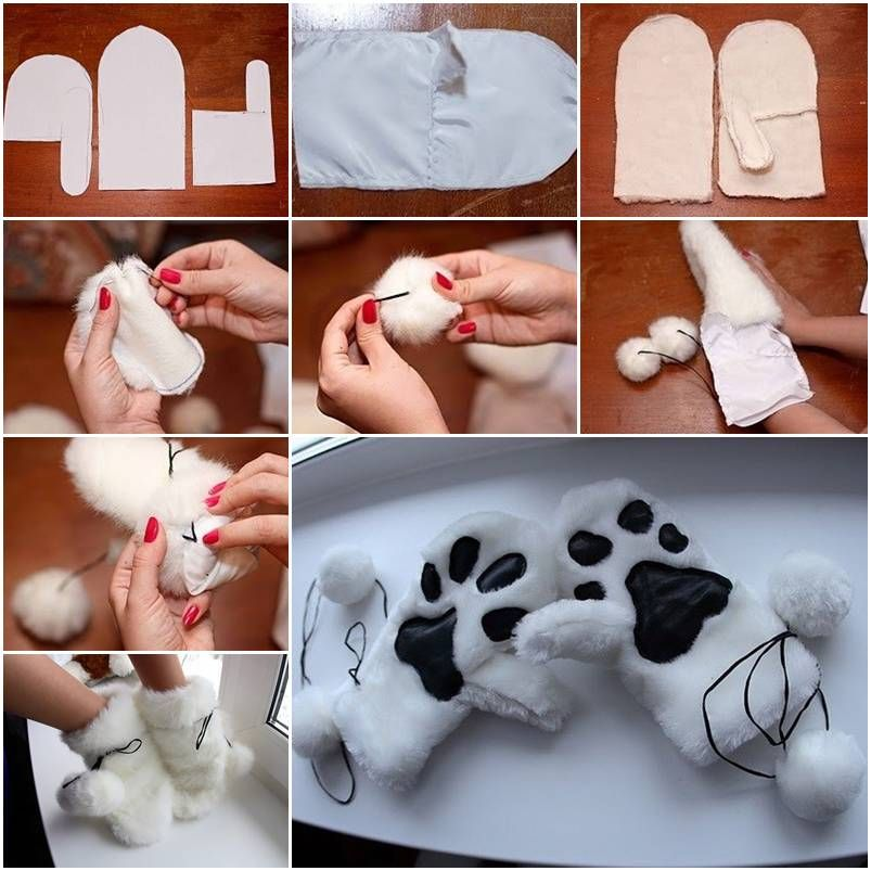 How to sew warm winter gloves step by step diy tutorial instructions shop amazon arts crafts sewing creative ideasdiy solutioingenieria Image collections