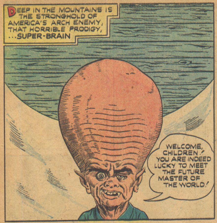 Super Brain!