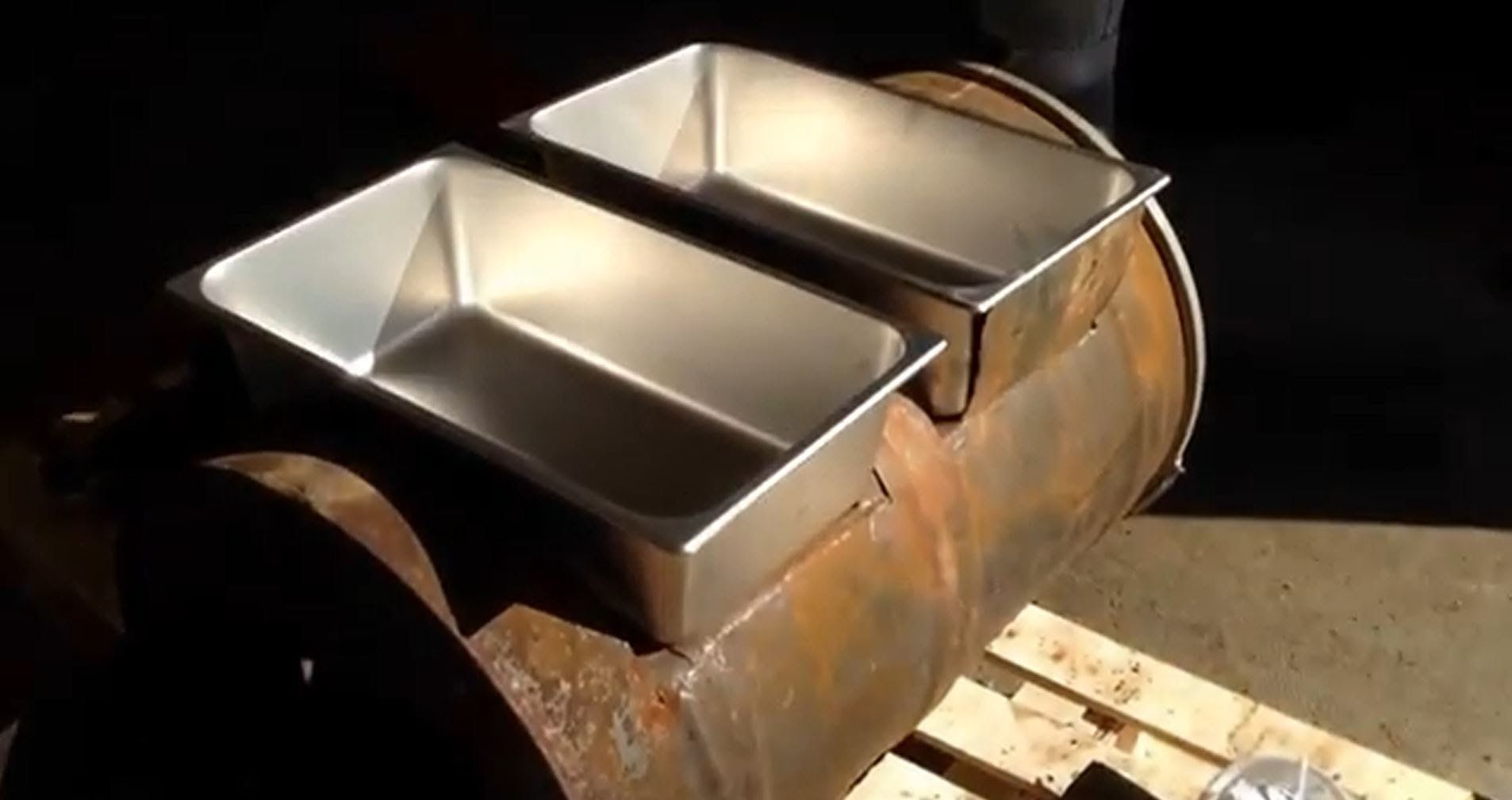 Building a Homemade Maple Syrup Evaporator -- $55 in Supplies