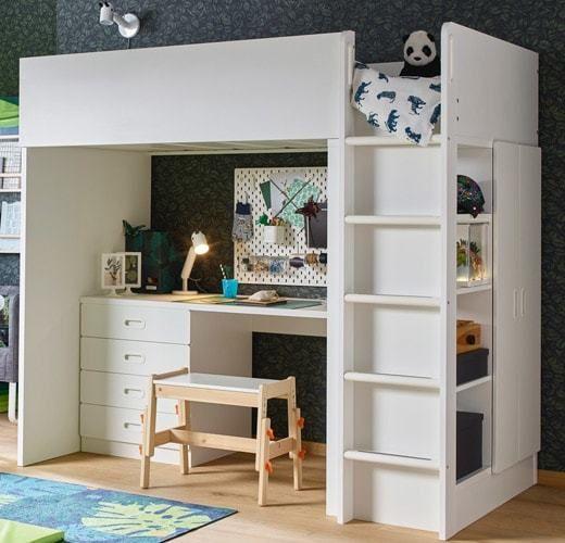 59 Adult Loft Beds