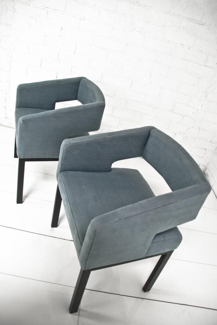 Open Back Chair Furniture Chair Modern Dining Chairs