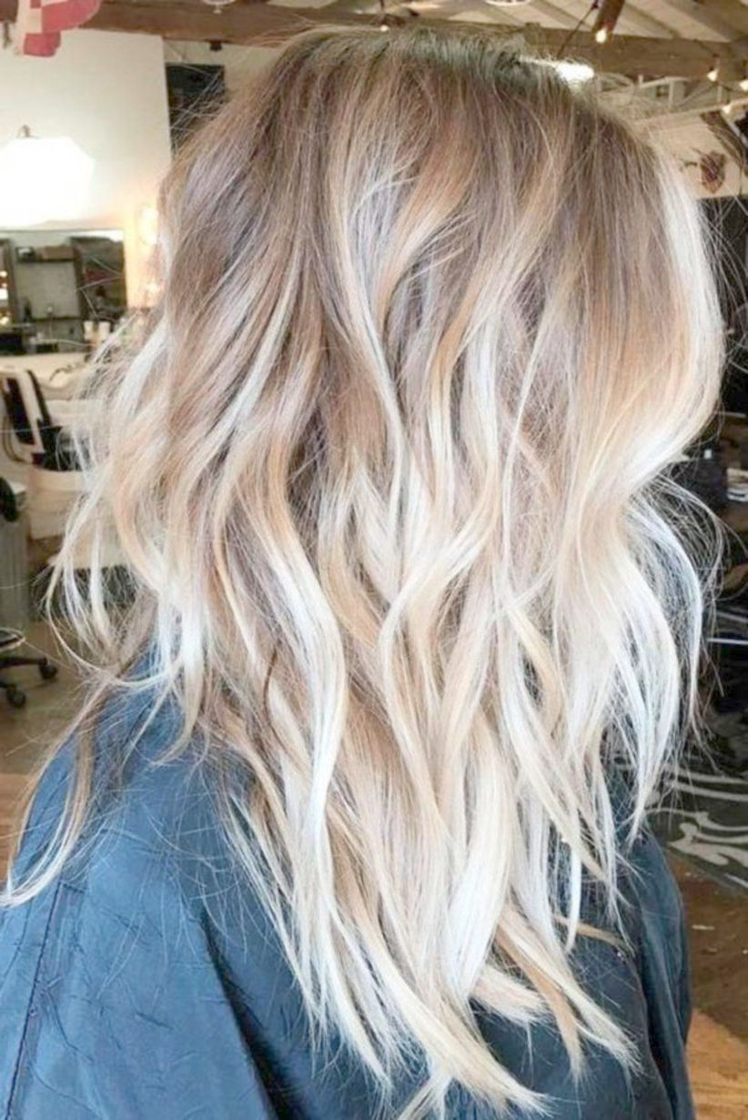 51 Blonde and Brown Hair Color Ideas For Summer 2019 Koees