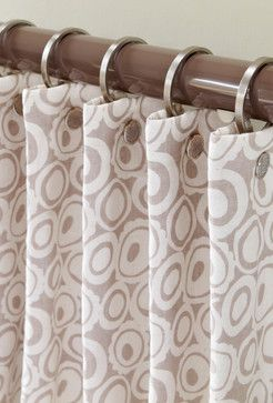 Window treatments, curtain poles and tie backs - contemporary - curtains - manchester UK - Art of Interiors