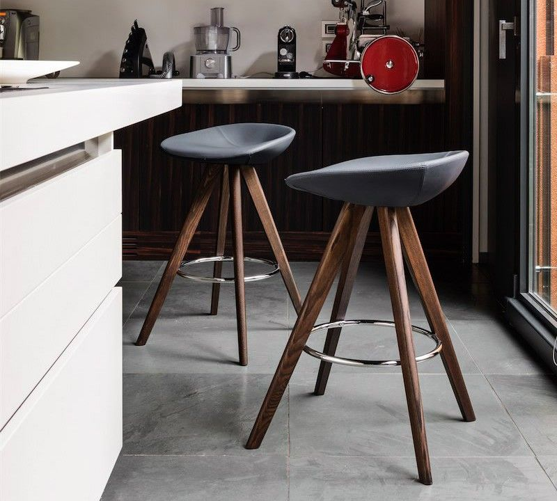 The Calligaris Palm Bar Stool Is A New Addition To Calligaris