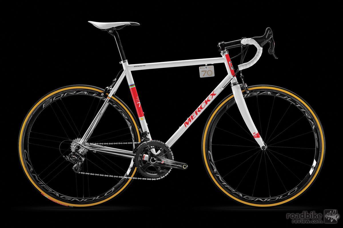 Eddy Merckx Cycles Relaunches Steel Bike Production Steel Bike