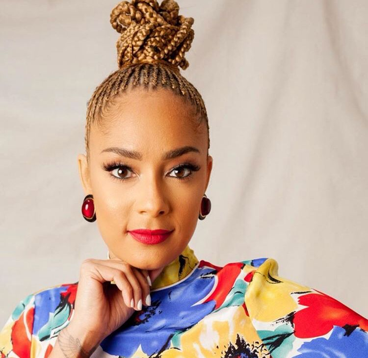 Indian Braids Hairstyle: Pin By Proud To Be West Indian On Amanda Seales