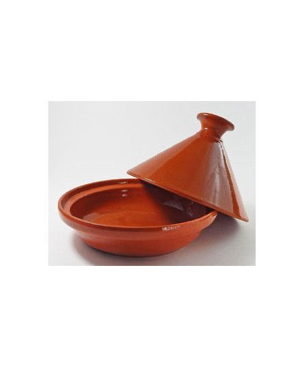 Tunisian Cookable Tajines in Various Color Options
