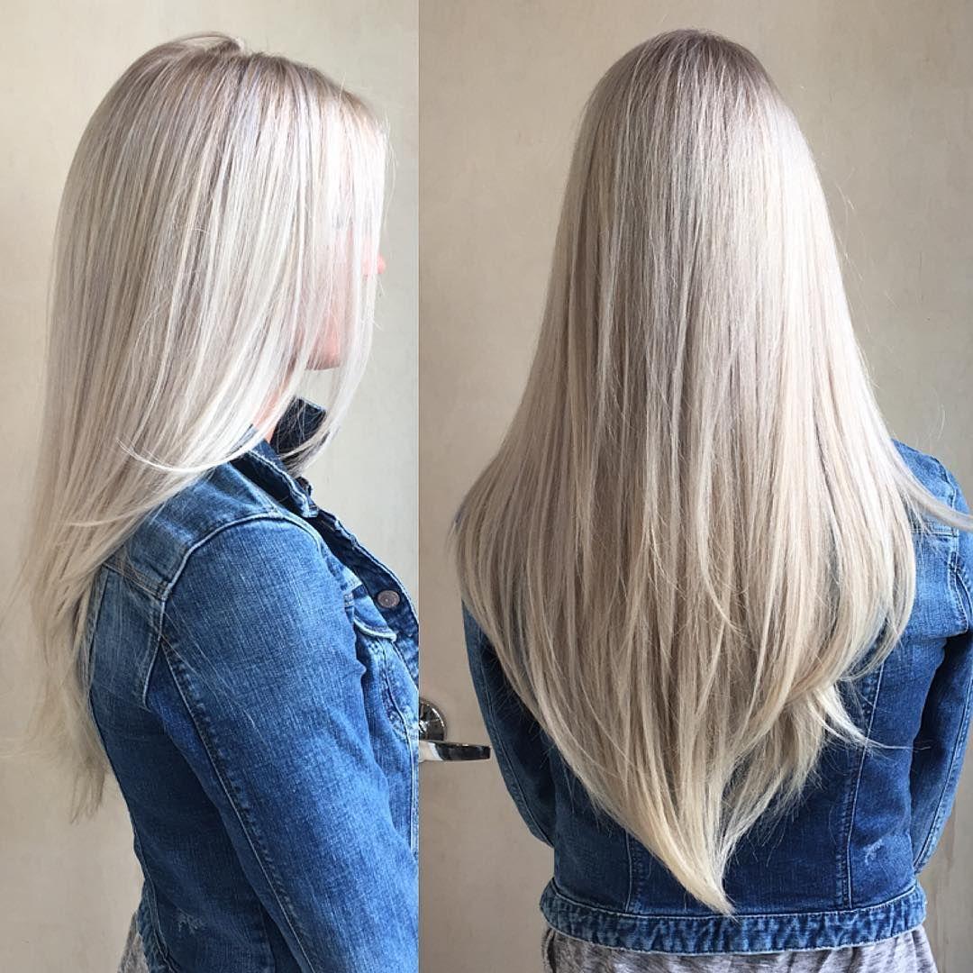 Pretty platinum perfection hairstyles pinterest platinum