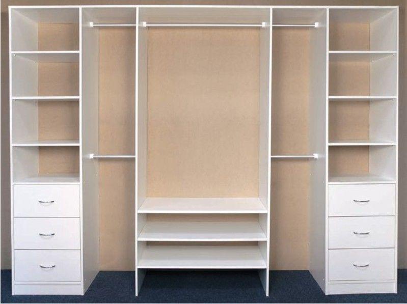 Bedroom Closets Designs Amusing Off White Wardrobe Ideas  Furniture  Pinterest  White Wardrobe Design Decoration