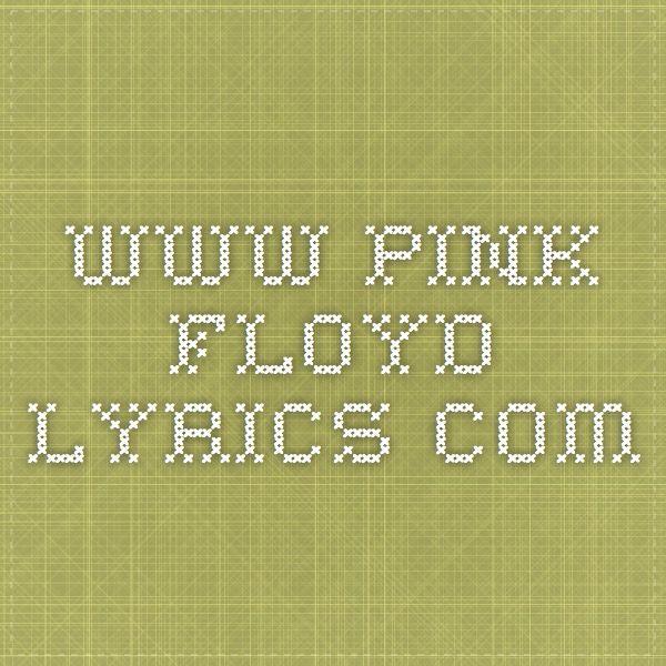 www.pink-floyd-lyrics.com | Body art ideas | Pinterest | Pink floyd ...