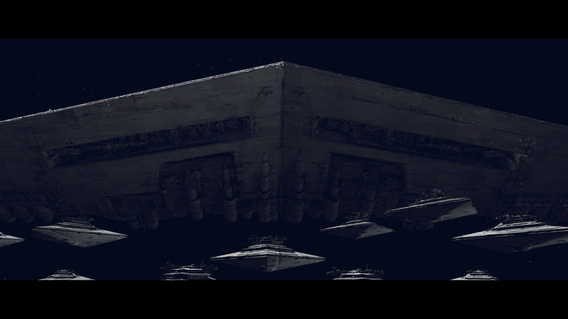 Star Wars The Last Jedi Supremacy Underside Star Wars Ships Star Wars Spaceships Star Wars Empire