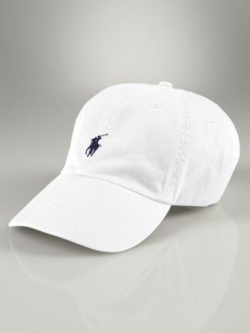 Signature Pony Hat - Polo Ralph Lauren Hats - RalphLauren.com ... b46649137ae