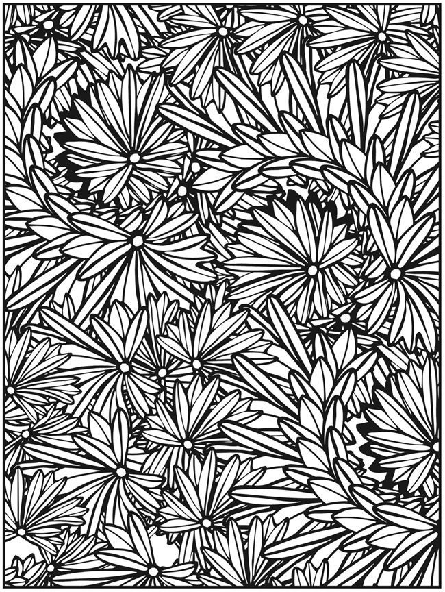 Pin by Brenda Youngs on Creative Haven coloring pages By Dover ...