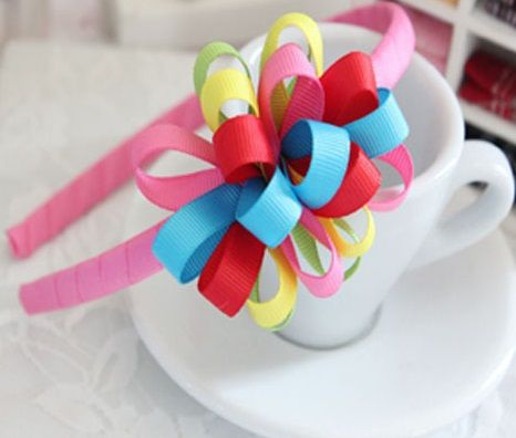 cute hairbands for little girls  From China  RM 8 each  PRE ORDER now..