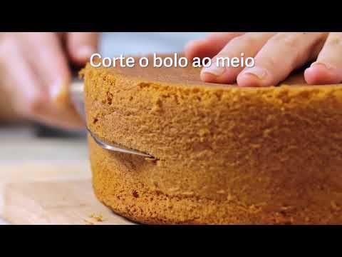 Bolo De Churros Receitas Nestle Youtube Bolinho De Churros