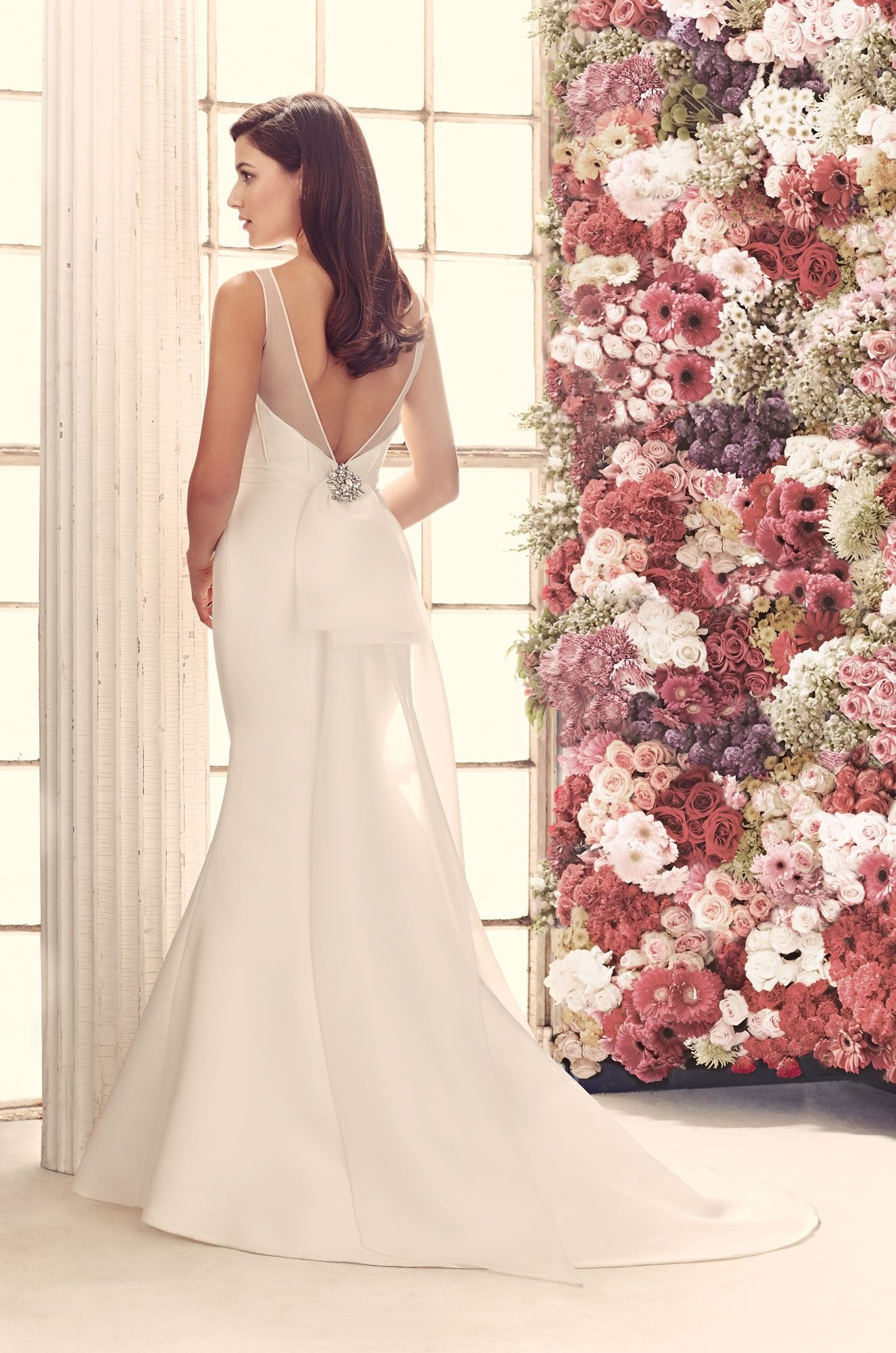 Gown 1901 2014 Fall Collection Mikaella Bridal Available