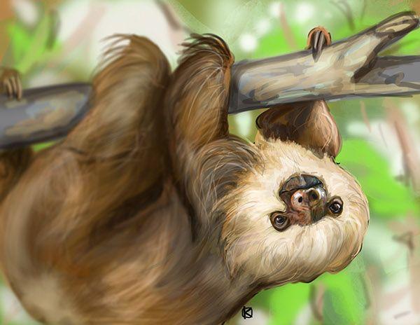 http://www.kendraaldrich.com/340217/4515729/painting/animals-2