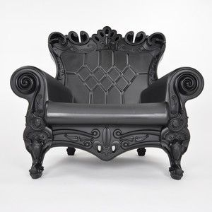 Queen Of Love Chic Black now featured on Fab.