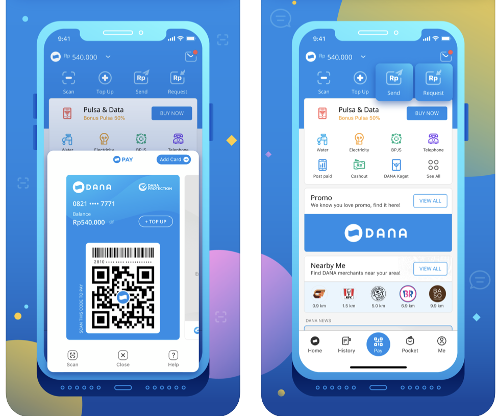 Dana E Wallet Can Now Be Used To Pay For Apple Services In Indonesia In 2020 Apple Service Apple Digital Wallet