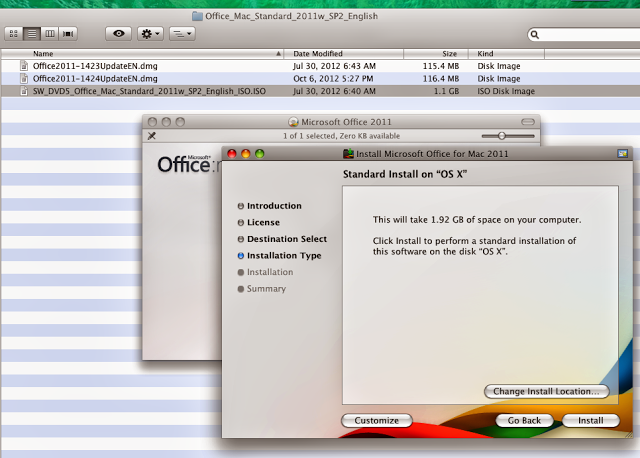license key office 2011 mac