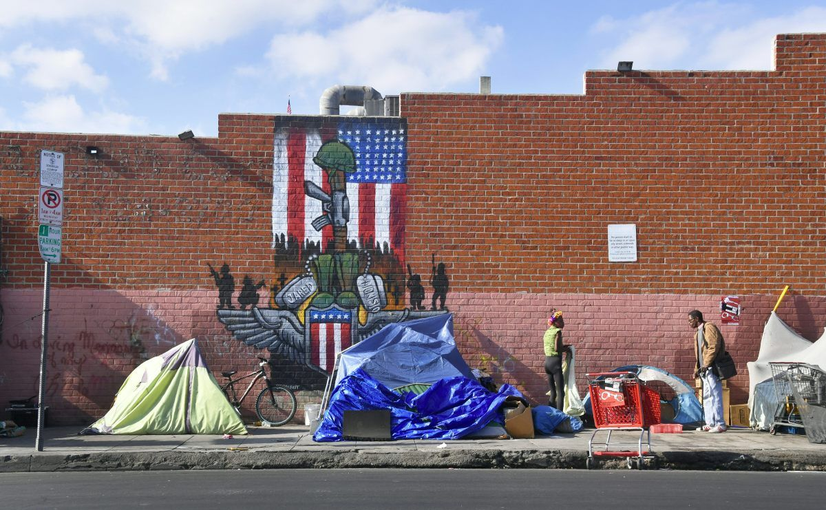 A U N Poverty Expert Breaks Down The Sorry State Of Economic Equality In America New York University Law Professo Typhoid Fever Los Angeles Homeless People