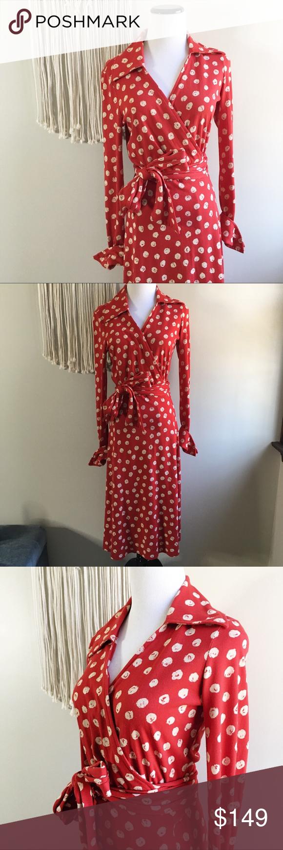 Vintage 1970s Diane Von Furstenberg Wrap Dress Vintage Dvf Classic Wrap Dress In 100 Acrylic Cl Diane Von Furstenberg Wrap Dress Wrap Dress Long Sleeve Dress [ 1740 x 580 Pixel ]