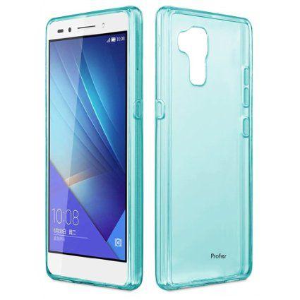 arrives c1e37 061a8 Huawei Honor 7 Hülle, Profer TPU Schutzhülle Tasche Case Cover ...