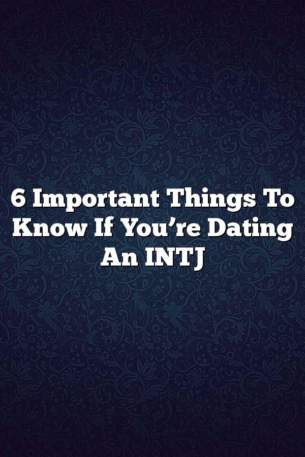 Istj and intj dating intj