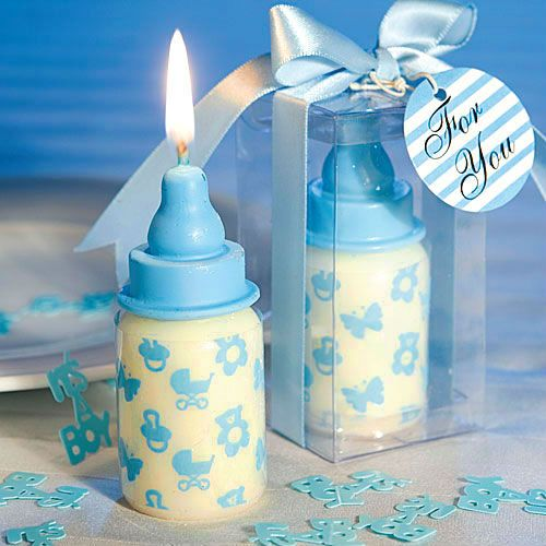 Ideas Para Baby Shower Niño Recordatorio
