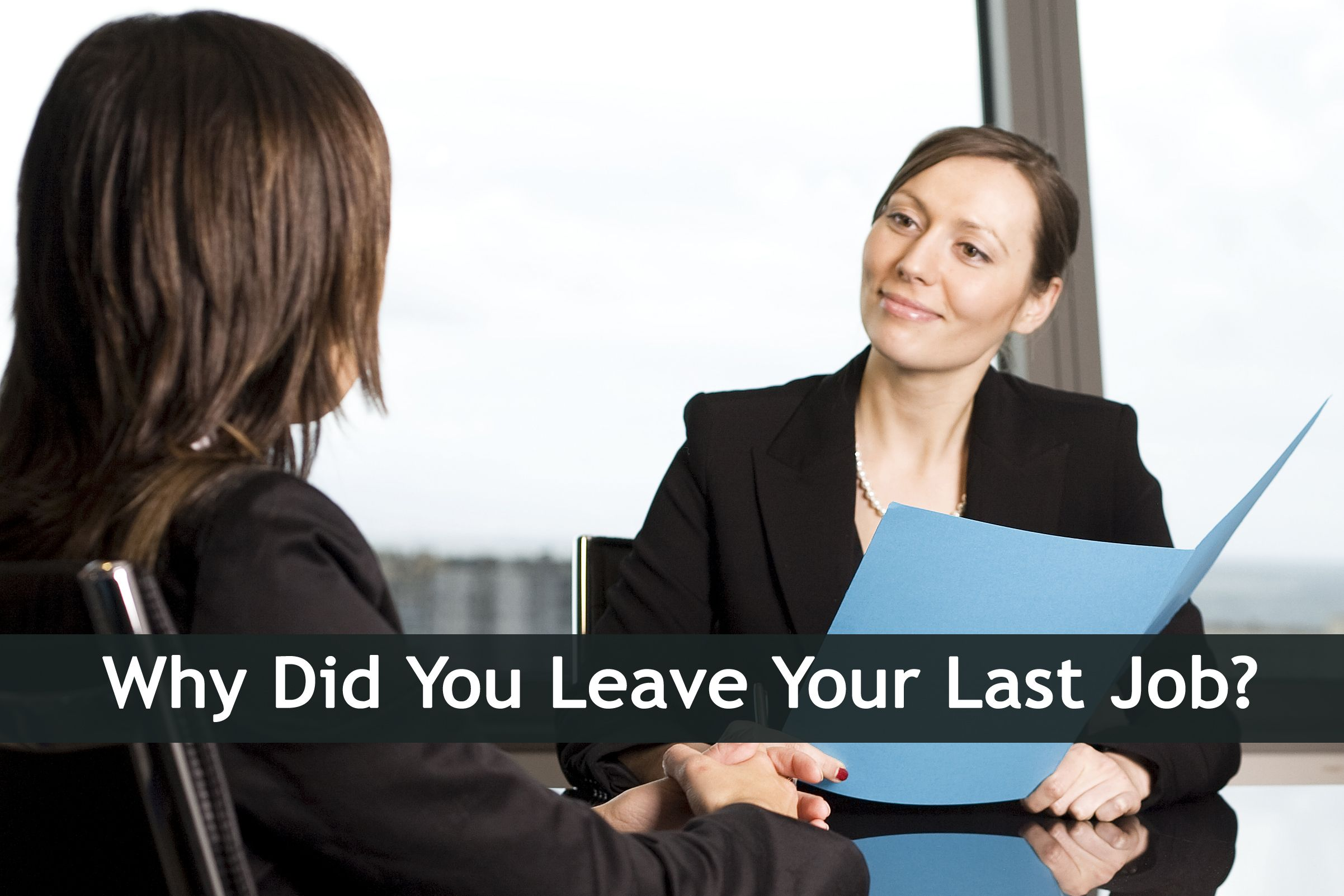 U0027Why Did You Leave Your Last Job?u0027   How To Answer This Popular Interview  Question   Matrix Recruitment Group. U0027