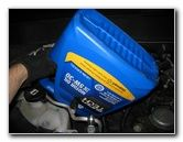 Gm Chevrolet Traverse Llt V6 Engine Oil Change Guide 020