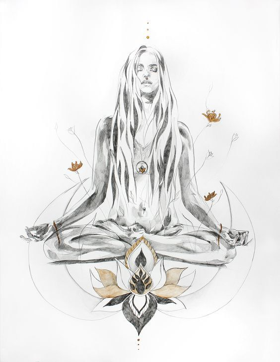 Pin De Pachu Faust En Sarawasti Reiki Healing Y Yoga Art